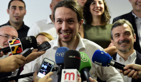 Podemos support has stagnated: new poll