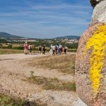 """<b>Camino de Santiago</b>: The 791km route from the French-Spanish border was – and still is – taken by pilgrims to Santiago de Compostela. """"It remains a testimony to the power of the Christian faith among people of all social classes and from all over Europe."""" Photo: Jesús Pérez Pacheco/Flickr"""