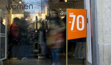 Spain's economy growth jumps in first quarter