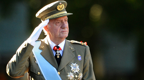 King Juan Carlos led 'double-life' with lover