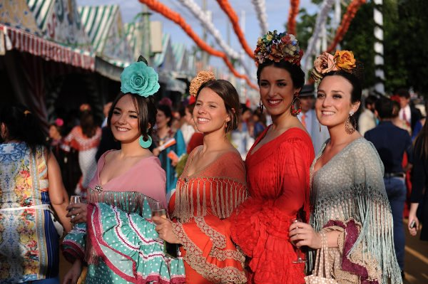 All the fun of the fair: Snapshots from Seville