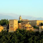 <b>Alhambra</b>: The Alhambra fortress is the former residence of the Moorish emirs who ruled this part of Spain in the 13th and 14th centuries. A rich example of Moorish architecture, the Alhambra is Spain's most visited tourist site, welcoming 2.4 million people in 2014.  Photo: Bernjan/Flickr