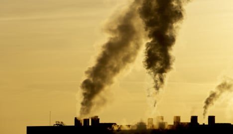 Spain is most polluted country in Europe