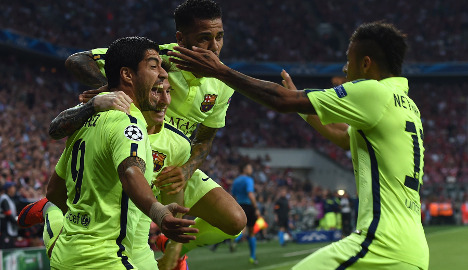 Barca with title in sight after strike lifted
