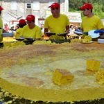 Eggsellent! Giant tortilla fiesta is cracking day out