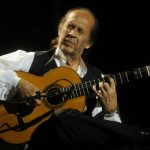 <b>Paco de Lucía</b>: Considered one of the best flamenco guitarists of all time, Lucía was honoured in 2004.Photo: AFP