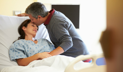 Hospital visitors charged €5 for bedside armchair