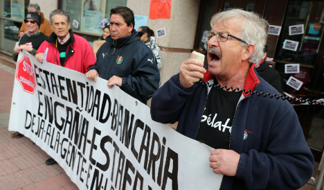 Spanish court deals blow in fight against evictions