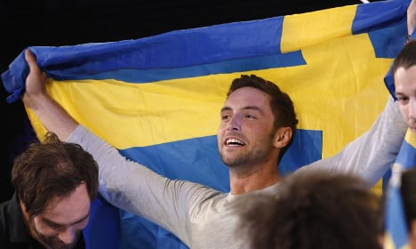 As it happened: Sweden wins Eurovision 2015