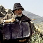 <b>Indiana Jones and the Last Crusade</b>: This 1989 Indiana Jones outing was filmed all over the world, but many key scenes were shot in Spain. Iskenderun, in modern day Turkey, was actually filmed in Granada, while the beach where Indie's dad (Sean Connery) uses his umbrella to down a Nazi aeroplane is Playa de Monsul in the Cabo de Gata national park on Spain's southeast coast. Photo: Screen shot /YouTube