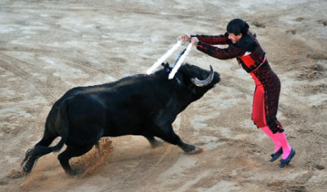 Gored bullfighter: 'My testicle was ripped open'