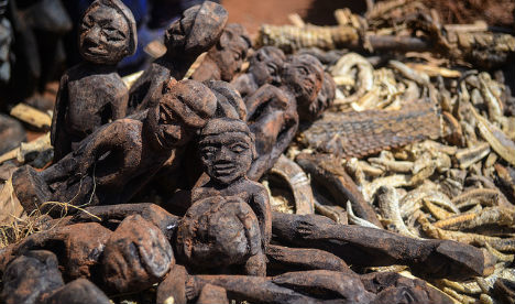 Busted: Gang that used voodoo to exploit women