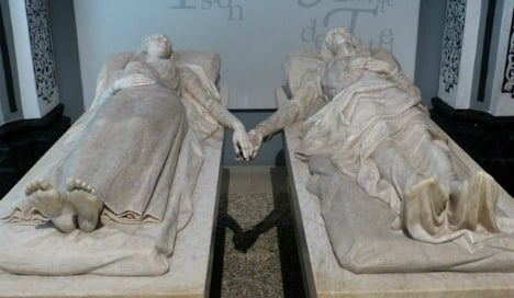 Were legendary lovers really mother and son?