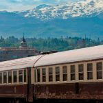 Railway to heaven? New pilgrim route launched