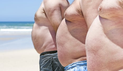Healthy diet? A quarter of Spaniards are obese