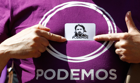 Spain's left joins forces in bid for power