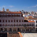 """<b>Plaza Alta, Badajoz.</b> This plaza was formerly the centre of the town of Badajoz near the Portuguese border, which had been a Moorish kingdom and later was fought over between Spain and Portugal. The square used to be home to various markets and celebrations during the Middle Ages. Photo: <a href=""""http://bit.ly/1B2ggqf"""">Jose Mario Pires</a> / Wikimedia Commons."""