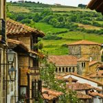 <b>Santillana del Mar</b>:This Cantabrian village boasts beautifully preserved buildings, balconies decorated with flowers and is a perfect base to explore the nearby Altamira caves, a UNESCO world heritage site and home to some incredible Upper Paleolithic cave paintings.  Photo: Guillén Pérez/Flickr