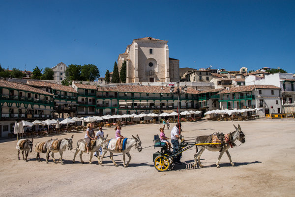 The most beautiful plazas in Spain. What's your favourite?