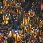 Barca risk penalty after anthem boos during final
