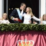 Prince Felipe became king on June 19th 2014, after the abdication of his father, Juan Carlos.Photo: Gerard Julien/AFP