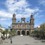 """<b>Plaza Mayor de Santa Ana, Las Palmas de Gran Canaria.</b> Many visitors to this Canary Island may be more concerned with the beaches and resort night life than the capital's architectural features. But don't let this pretty square go overlooked. It is home to the Cathedral of Santa Ana, which was first commissioned in 1500 and is an important work of Canarian architecture. Photo: <a href=""""http://bit.ly/1B3zXgW"""">Jvhertum</a> / Wikimedia Commons."""