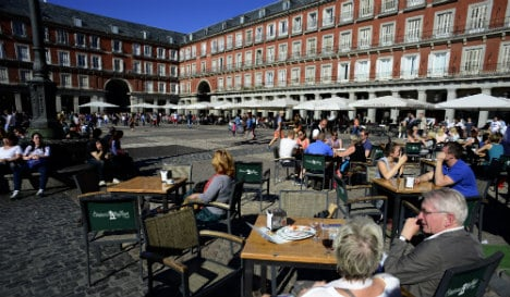 Madrid's Plaza Mayor to get a cultural makeover
