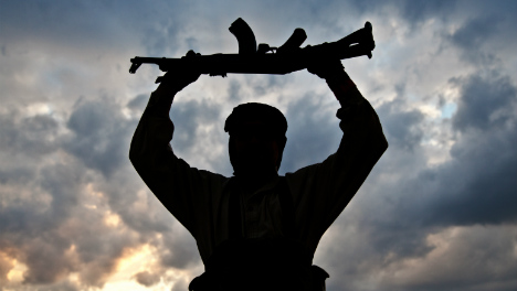 Ex-soldier arrested for recruiting women to Isis
