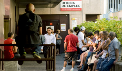 Spain's unemployment drops for fifth month
