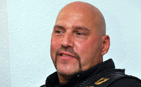 Alleged German Hells Angels boss out on bail