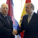 Top Cuban official pays visit to Spain