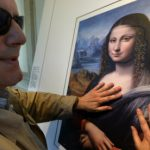 Spain's museums invite blind to touch artworks