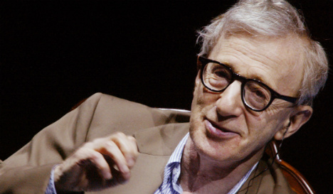 Woody Allen drops in on his favourite Spanish city