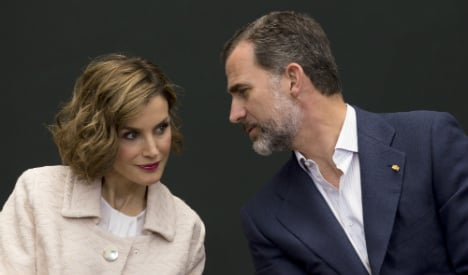 Spanish royals complete first state visit to Mexico