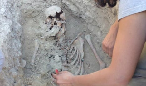 Childhood memory helps to locate Civil War grave
