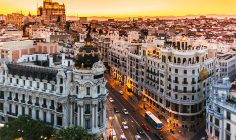 Rich and poor divide of Spanish regions revealed