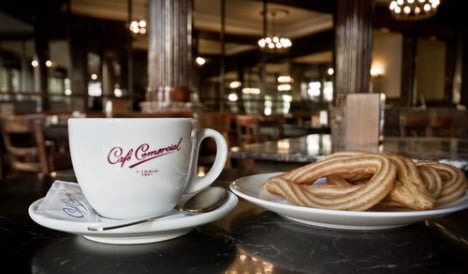 Iconic Madrid cafe closes its doors after 128 years