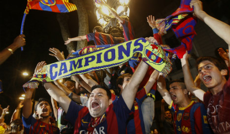 Barça fined over crowd boos and whistles at king