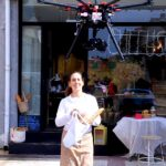 Bakery set to be world's first to deliver by drone