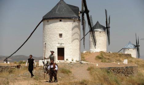 Do Spaniards understand the real Don Quixote?