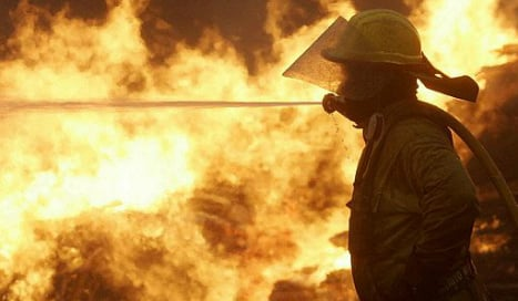 Twisted firestarter: Woman held for starting seven fires on Costa del Sol