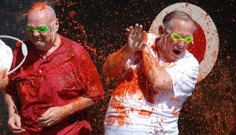La Tomatina: All you need to know about the world's biggest food fight