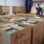 Spanish police hunt for Moroccan hashish in the Strait of Gibraltar
