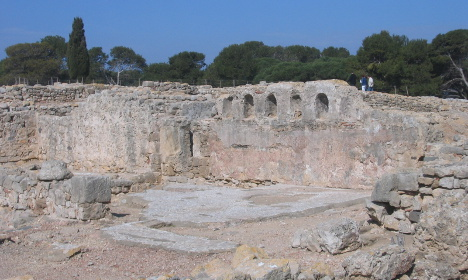 French couple arrested for looting archaeological site in Catalonia