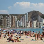 Crowded Benidorm beach closed after boy bitten by mystery fish