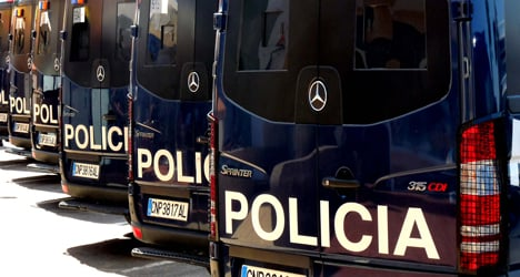 Spanish police bust Colombian drug ring