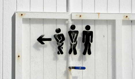 Taking the piss? Madrid slammed for lack of loos