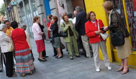 Spain retirees battle against 'unfair' back taxes on foreign pensions