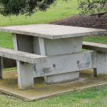 Fury as archaeological site ruined and replaced with picnic table