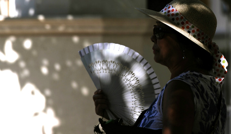 Scorchio! Spain sizzles in hottest temperatures since records began